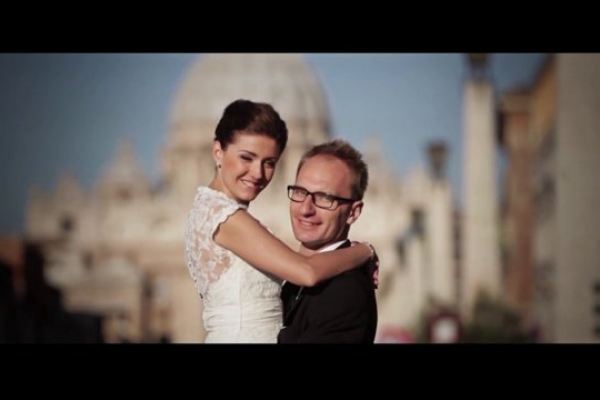 Film z pleneru w Rzymie